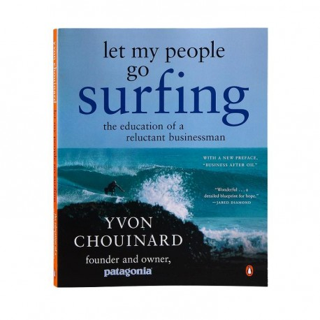 Let my People Go Surfing - The education of a reluctant businessman