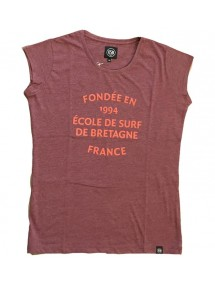ESB WOMAN TEE FRONT CURVE