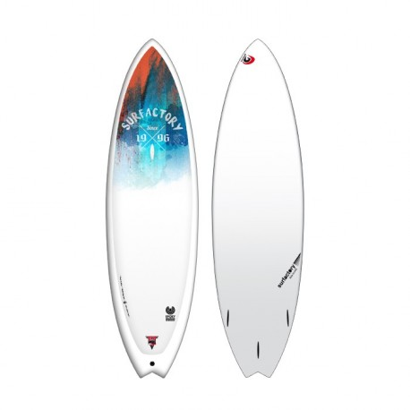 Surf SURFACTORY - Fish - 6'7