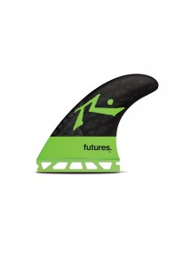 AILERONS FUTURES FINS BLACKSTIX 3.0 RUSTY