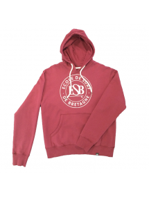 ESB SWEAT WOMAN ROUGE