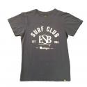 ESB TEE MAN SURF CLUB Bleu Foncé