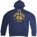 ESB SWEAT MAN SURF CLUB bleu et jaune