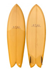 ATAO Retro fish twin Keel