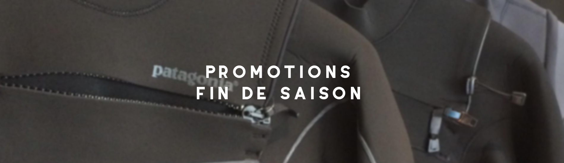 Promotions wetsuits