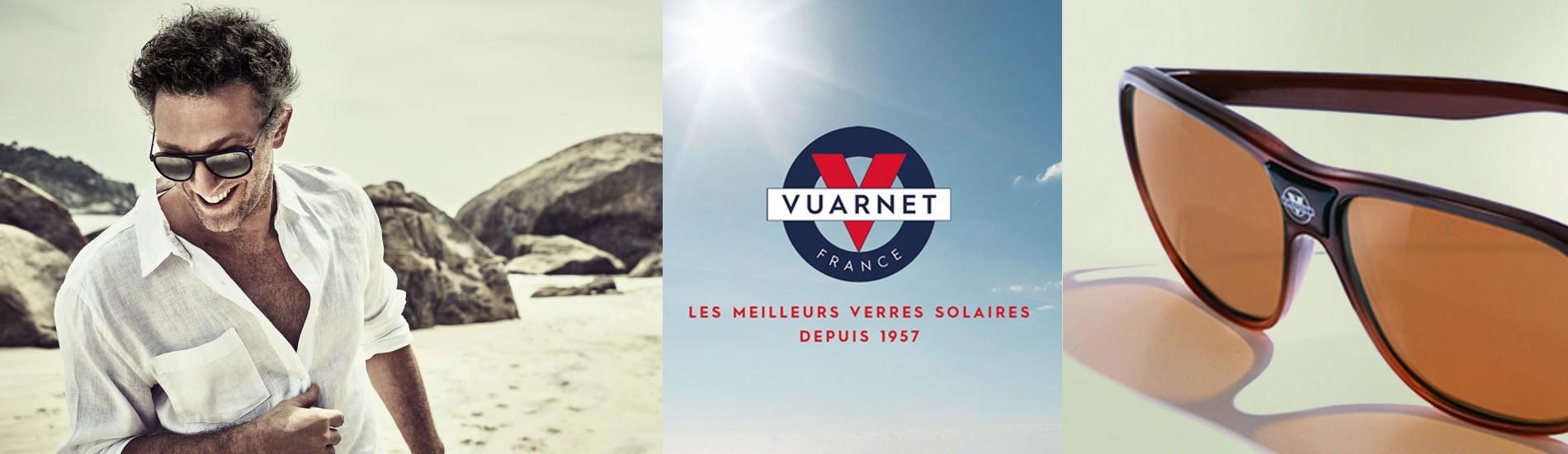 Lunettes de Soleil VUARNET Made in France