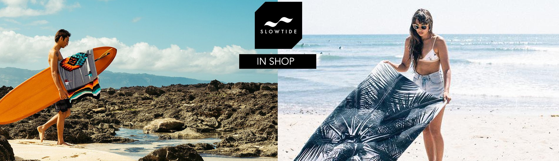 SLOWTIDE BEACH TOWELL