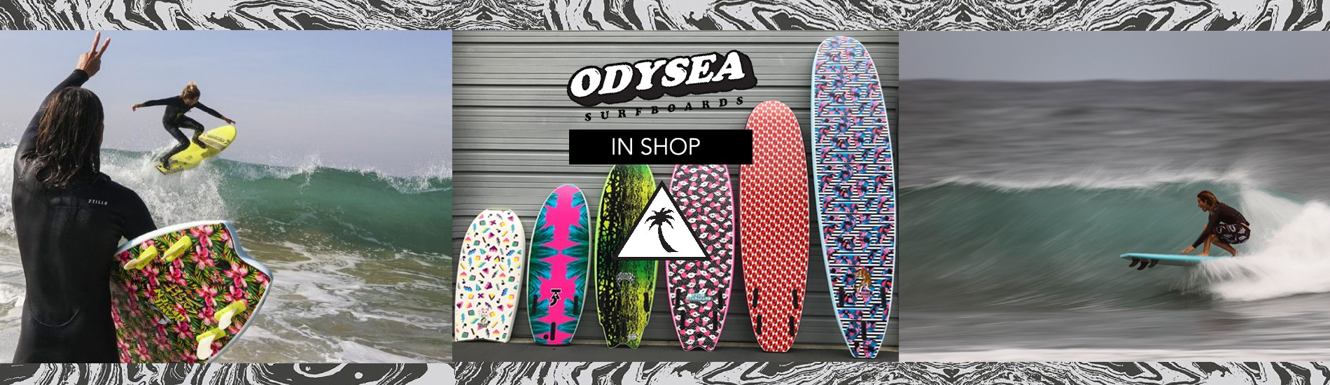 CATCH SURF ODYSEA LOG